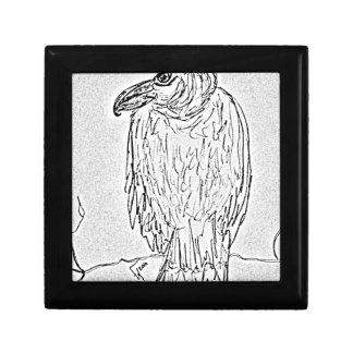 vulture gift box