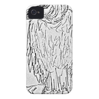 vulture iPhone 4 case