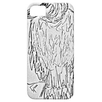 vulture iPhone 5 cover