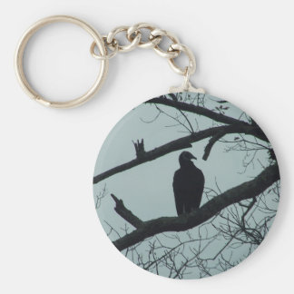 Vulture Key Ring