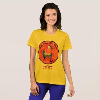 Vulture Kulture® Mr. Bongo Women's Cover-Up T-Shirt