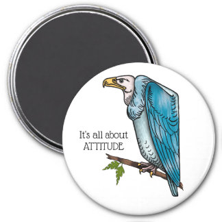 Vulture Says It's All About Attitude Magnet