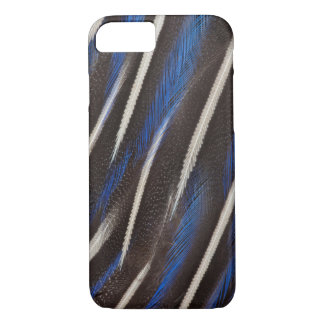 Vulturine Guineafowl feather iPhone 7 Case