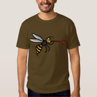Vuvuzela Wasp T Shirt