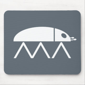 VW Beetle Puzzle Mousepad