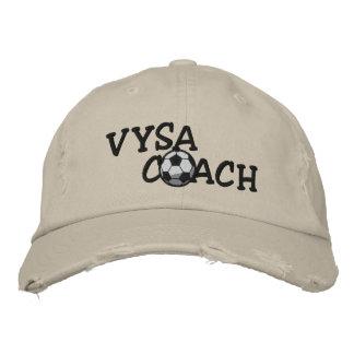 VYSA Coach Hat Baseball Cap