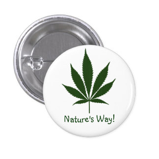 W01 Nature's Way! Button
