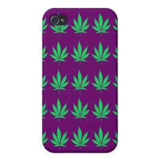 W15 Pot Leaf I Phone 4 Case