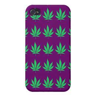 W15 Pot Leaf I Phone 4 Case iPhone 4/4S Cover