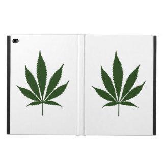 W26 Pot Leaf iPad Case