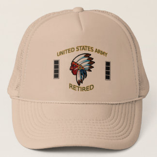 W4 Retired Indian Chief Hat