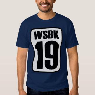 W  #19 Spies (crisp) Tee Shirt