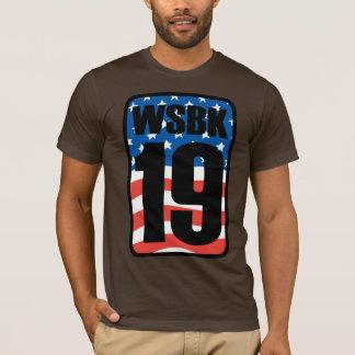 W  #19 USA (crisp) T-Shirt