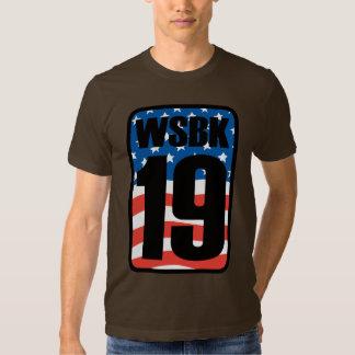 W  #19 USA (crisp) Tshirt