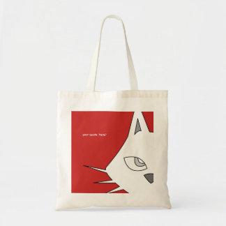 W-CAT TOTE BAG