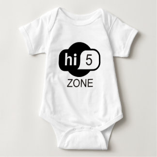(w) hi5 zone t-shirts