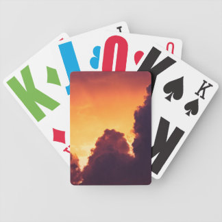 w in weather bicycle playing cards