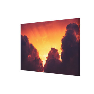 w in weather canvas print