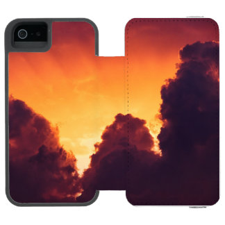 w in weather incipio watson™ iPhone 5 wallet case