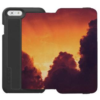 w in weather incipio watson™ iPhone 6 wallet case
