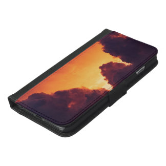 w in weather iPhone 6/6s plus wallet case