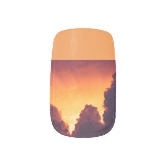 w in weather minx nail art