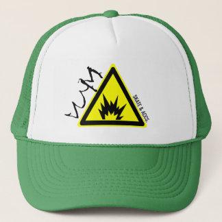 W.M. Skate & Accs. Trucker Hat