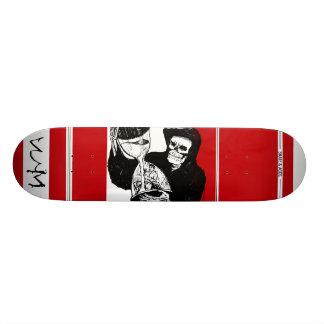 W.M. Skateboard Deck - Grim Reaper Edition