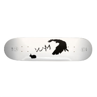 W.M. Skateboard Deck - Predator vs Prey Edition