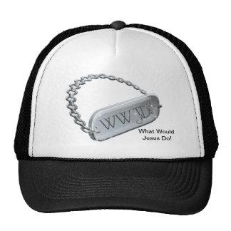 W W J D Hat