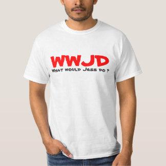 W W J D TSHIRT