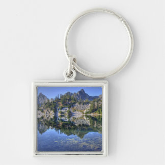 WA, Alpine Lakes Wilderness, Gem Lake, with 2 Key Chain
