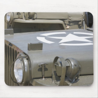 WA, Arlington, Arlington Fly-in, World War II 4 Mouse Pad