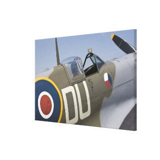 WA, Arlington, Arlington Fly-in, World War II 5 Canvas Prints