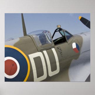 WA, Arlington, Arlington Fly-in, World War II 5 Poster