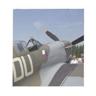 WA, Arlington, Arlington Fly-in, World War II 6 Memo Notepad