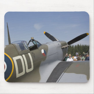 WA, Arlington, Arlington Fly-in, World War II 6 Mousepads