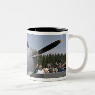 WA, Arlington, Arlington Fly-in, World War II 6 Coffee Mugs