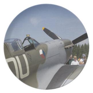 WA, Arlington, Arlington Fly-in, World War II 6 Plate