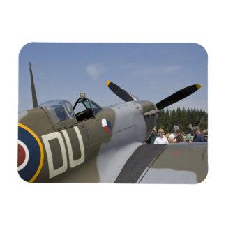 WA, Arlington, Arlington Fly-in, World War II 6 Vinyl Magnet