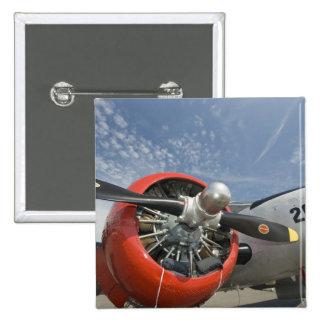 WA Arlington Arlington Fly-in World War II 7 Pinback Button