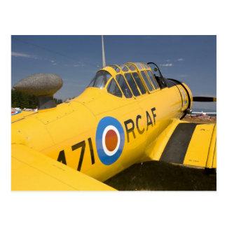 WA, Arlington, Arlington Fly-in, World War II Postcard