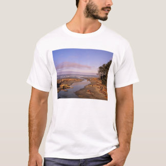 WA, Olympic NP, Kalaloch Beach and Kalaloch T-Shirt
