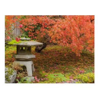 WA, Seattle, Washington Park Arboretum, Japanese 2 Postcard