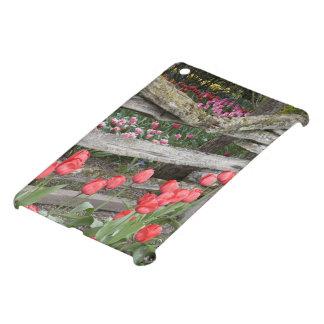 WA, Skagit Valley, Roozengaarde Tulip Garden, Case For The iPad Mini