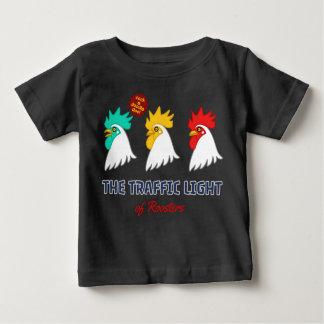 < wa taking signal (for hyperchromic >The traffic Baby T-Shirt