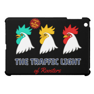 < wa taking signal (for hyperchromic >The traffic iPad Mini Cover