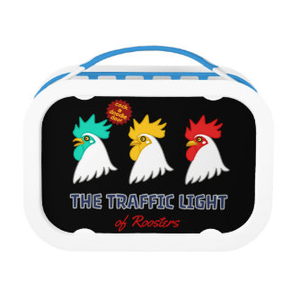 < wa taking signal (for hyperchromic >The traffic Lunch Box