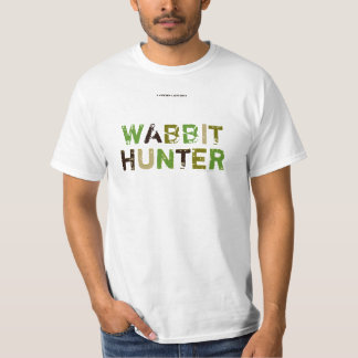 WABBIT HUNTER T SHIRT