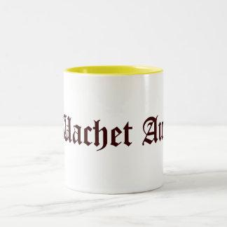 Wachet Auf! Two-Tone Coffee Mug